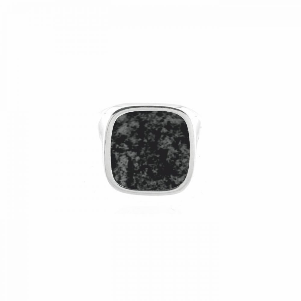 Anello Antique Liscio Marmo